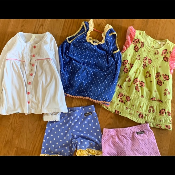Matilda Jane Girls size 10 Spring & Summer bundle